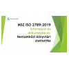 MSZ ISO 2789